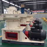 1.5t/H Machine van de Korrel van de Matrijs van de Ring van de Biomassa van de energie de Houten