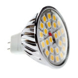 4W MR16 12V 5050SMD LED Spotlight