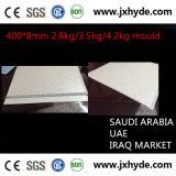 Baumaterialien lamellierten Belüftung-Panel-und Belüftung-Deckenverkleidung 250*8mm