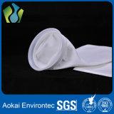 Sacchetto filtro industriale dei tessuti PTFE di alta qualità per la stazione della produzione di elettricità