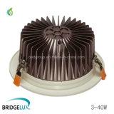 3-40W LED Decken-Punkt-Lichter mit Bridgelux Chip und 3 Jahren Garantie-