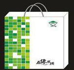 Sacos de papel recicl de embalagem para a bolsa do papel da compra