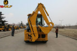 Wolf Jx45 Loader Backhoe pour machine d'extraction