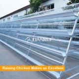 Tianrui renforçant les 3 rangées automatiques un type cage de batterie de couche