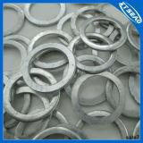 OEM toutes sortes de rondelles de cuivre, rondelle en aluminium