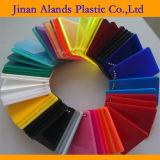 Strato acrilico Libero-Colorato del plexiglass PMMA