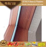 Neues Produkt-dekorative Aluminiumbadezimmer-Türen mit gutem Preis