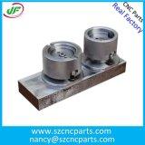 높은 정밀도 CNC 기계에 의하여 닦는 맷돌로 가는 스테인리스 차 부속