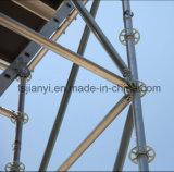 Impalcatura complessiva galvanizzata personalizzata di Ringlock