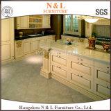 N et L meubles de cuisine en bois solide avec la forme élégante