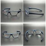 O frame da tampa macia ostenta os vidros de leitura dos óculos de sol (SG122)
