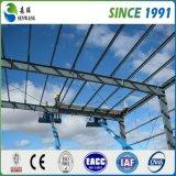 Almacén de dos pisos de la estructura de acero de la Pre-Ingeniería