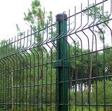 Comitato di piegamento della rete fissa del triangolo rivestito del PVC, rete fissa del giardino