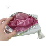 Beste Verkopende Promotie Glanzende Gouden Waterdichte Kosmetische Zak