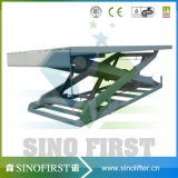 3000kg Stationary Car Scissor Lift Platform