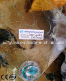 Ontruim de Gevormde Piramide /Karatachi/ Silesië /Nashiji/Flora van het Glas