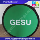 適用範囲が広い広告を取り、インストールすること容易旗を飛び出る