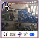 Fabricación profesional de la máquina del manguito hidráulico del Ce de la potencia del Finn que prensa
