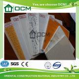 Пожаробезопасный потолок MGO PVC хорошего качества Coated
