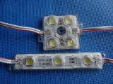 Openlucht Elektronische LEIDENE van de Reclame Module 5050 met Lens