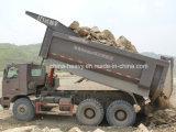 HOWO 6X4 420HP 임금 채광 트럭