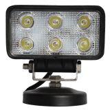 Großhandels-Arbeits-Licht des LED-fahrenden Licht-18W LED