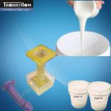 Секс Toys силиконовая резина Polyaddition для отливки пениса