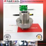 部品を回すOEMの高精度CNCの機械化の部品