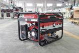 2.5kw de elektrische Draagbare Generator van de Benzine met Handvat en Wielen