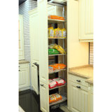De moderne Houten Keukenkast van de Luxe met de Bovenkant van Waterfull Bentch (door-l-101)