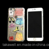 カスタムCrystal Hard CellかiPhone Se 6s/Samsung S7/Huawei/SonyのためのMobile Phone Case