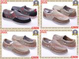 Chaussures de toile occasionnelles des hommes (SD8069)