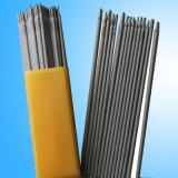 Electrodo inoxidable de la soldadura al acero del precio de fábrica
