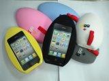 Горячее милое iPhone Samsung Millet аргументы за мобильного телефона Eggshell Silicone (BZPC004)