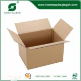 Precio al por mayor barato corrugado caja de envío personalizado