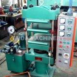 실험실 격판덮개 고무 가황 압박 치료 가황기 기계 Xlb-D300X300