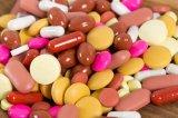 Ridurre in pani che ricopre macchina farmaceutica