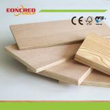 ベトナムマレーシアのためのMelamine WBP E1 E2の氏の接着剤の安く薄板にされた合板