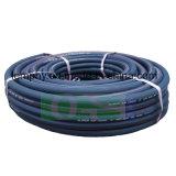 """5/8 """" tuyau d'air à nervures bleu de soudure de PVC&Rubber"""