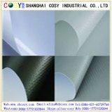 De Gelamineerde Backlit Flex Banner van uitstekende kwaliteit van pvc voor Digitale Druk met Vrije Steekproeven