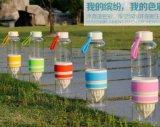 Чашка высокой чашки подарка Juicer бутылки воды боросиликата 700ml Juicing портативной стеклянной творческая
