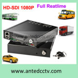 4/8 Kanal Rugged Vehicle HD CCTV DVR mit GPS Tracking