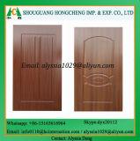 Зеленая влагостойкfNs кожа двери HDF