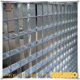 Kratzender Stahlfußboden heißes BAD galvanisiert