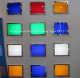 印を広告するためのプラスチック透過鋳造物のアクリルシート