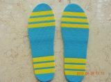 Suola di scarpa interna di colore del doppio di massaggio delle lamiere sottili di EVA sola