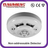 Détecteur de fumée facilement branché de signal d'incendie avec le détecteur de la chaleur (SNC-300-C2)