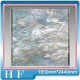 Espejo antiguo - vidrio blanco - espejo de plata A008
