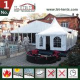 Belle tente d'usager de restauration à vendre, les tentes blanches pour des mariages et les usagers