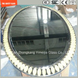 espelho de vidro de estratificação de 6-24mm para o hotel, decoração Home